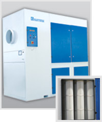 Acema Systems - VANTERM - Stof filters